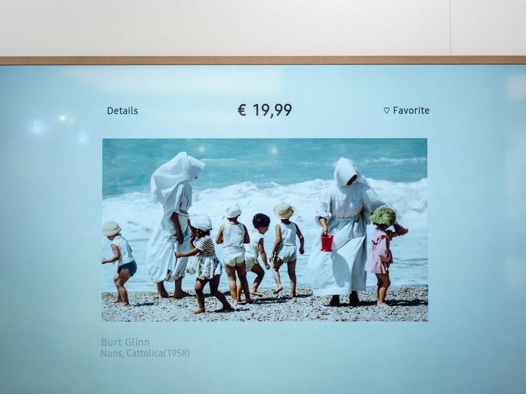 Samsung The Frame Bilder kaufen
