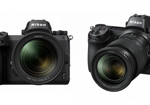 Nikon Z - Nikon Z6 und Nikon Z7