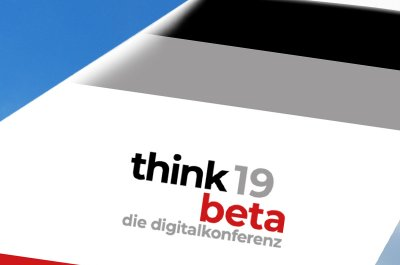 think.beta 19 Titelbild