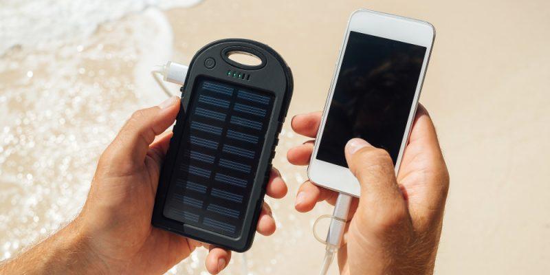Solar-Ladegeräte im Test