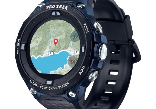 Casio WSD-F20A Pro Trek