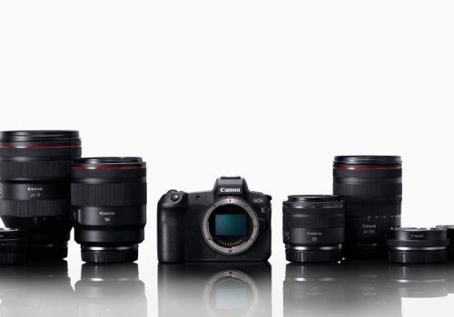 Canon EOS R by Canon
