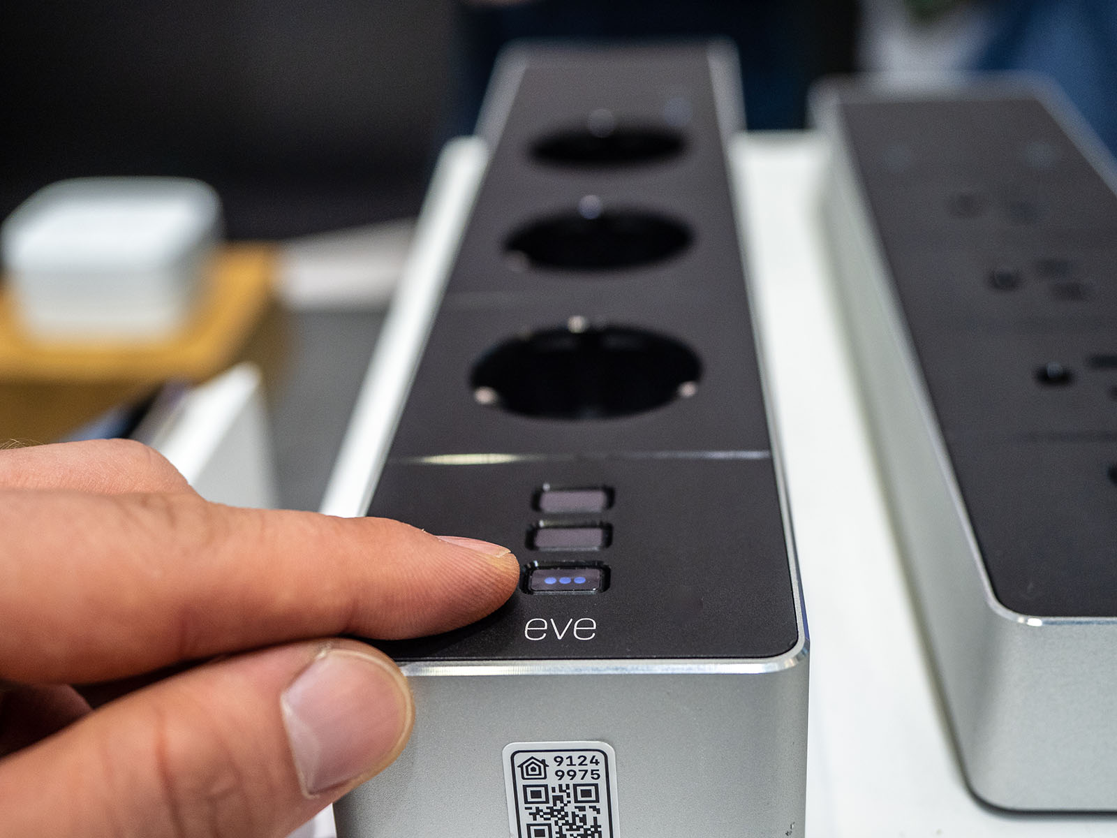 Eve Power Strip IFA 2018 Eve Systems