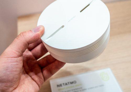 Der smarte Rauchmelder von Netatmo