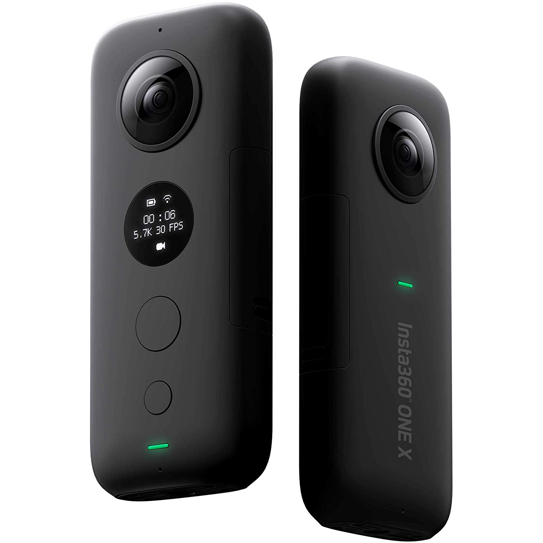 insta360 one x neue vr action kamera mit 5 7k ab sofort. Black Bedroom Furniture Sets. Home Design Ideas