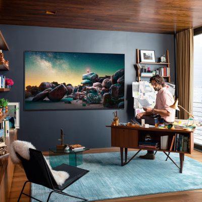 Samsung Q900 8K-Fernseher