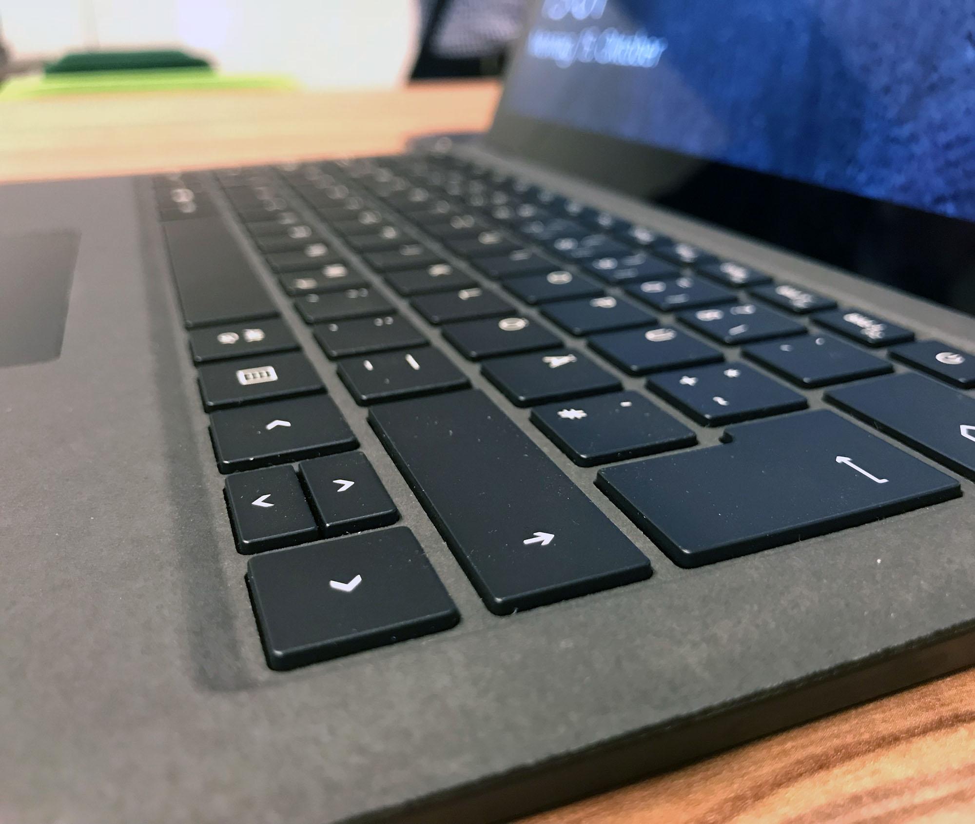 Surface Laptop 2 Tastatur