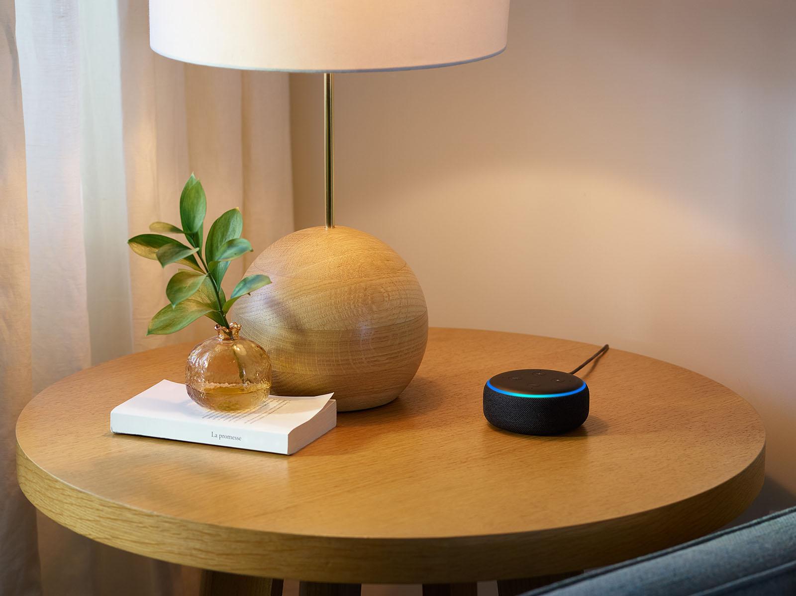 Amazon Echo Dot Alexa-Lautsprecher-Vergleich