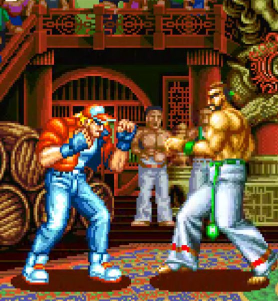 Antstream Test Double Dragon