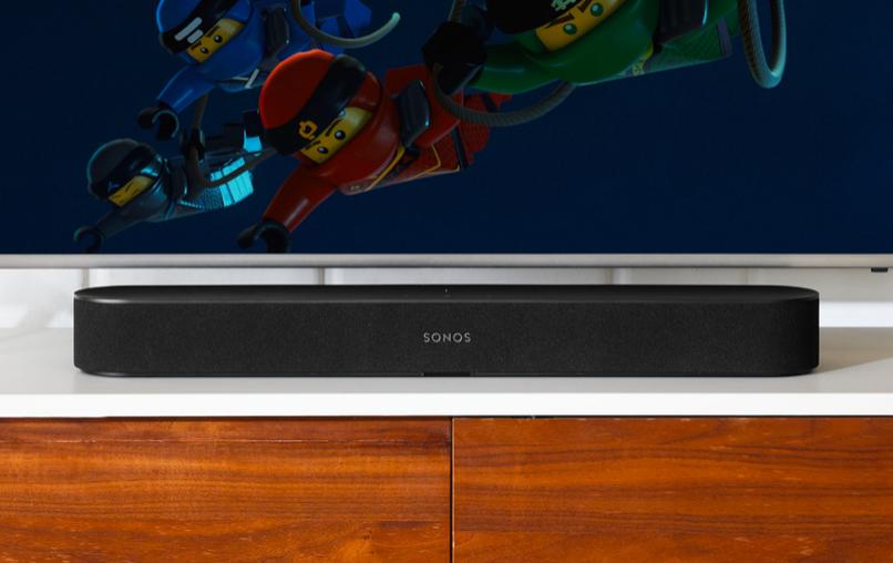 Alexa-Lautsprecher fürs Heimkino: Sonos Beam