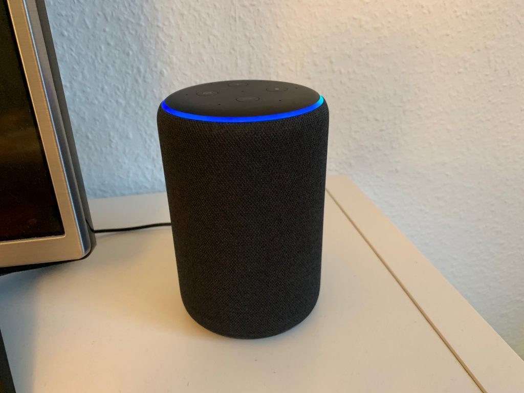 Alexa-Lautsprecher Amazon Echo Plus 2
