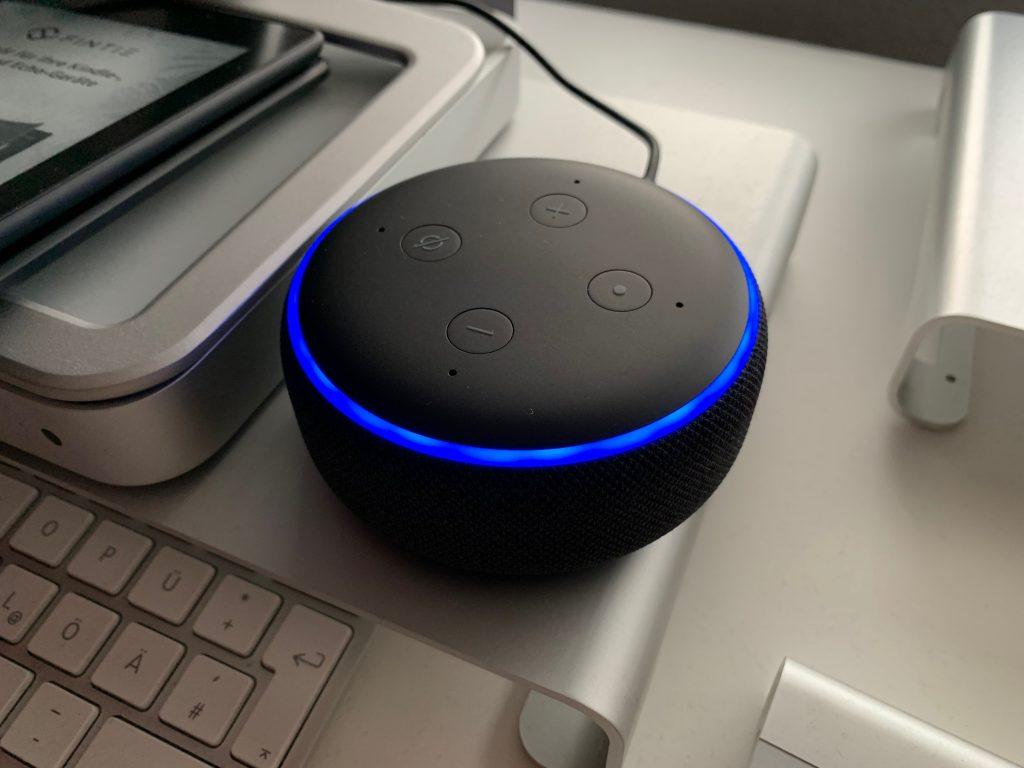 Der Amazon Echo Dot 3