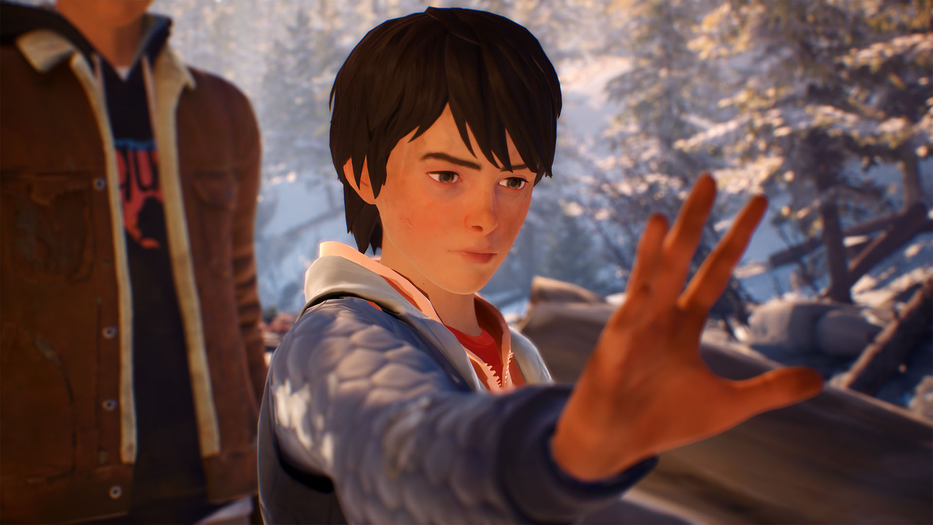 Life Is Strange 2 Episode 2 Sean Kräfte
