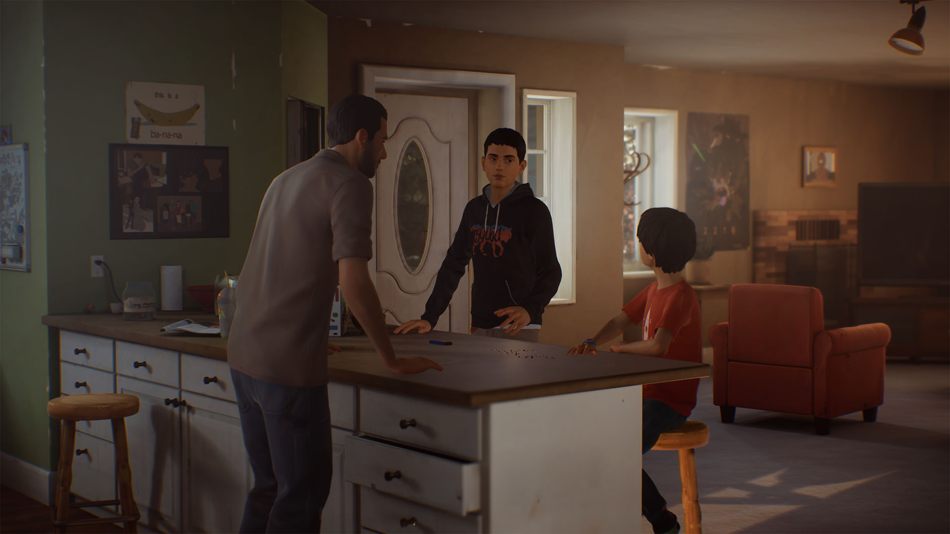 Life Is Strange 2 Test Diaz Haus