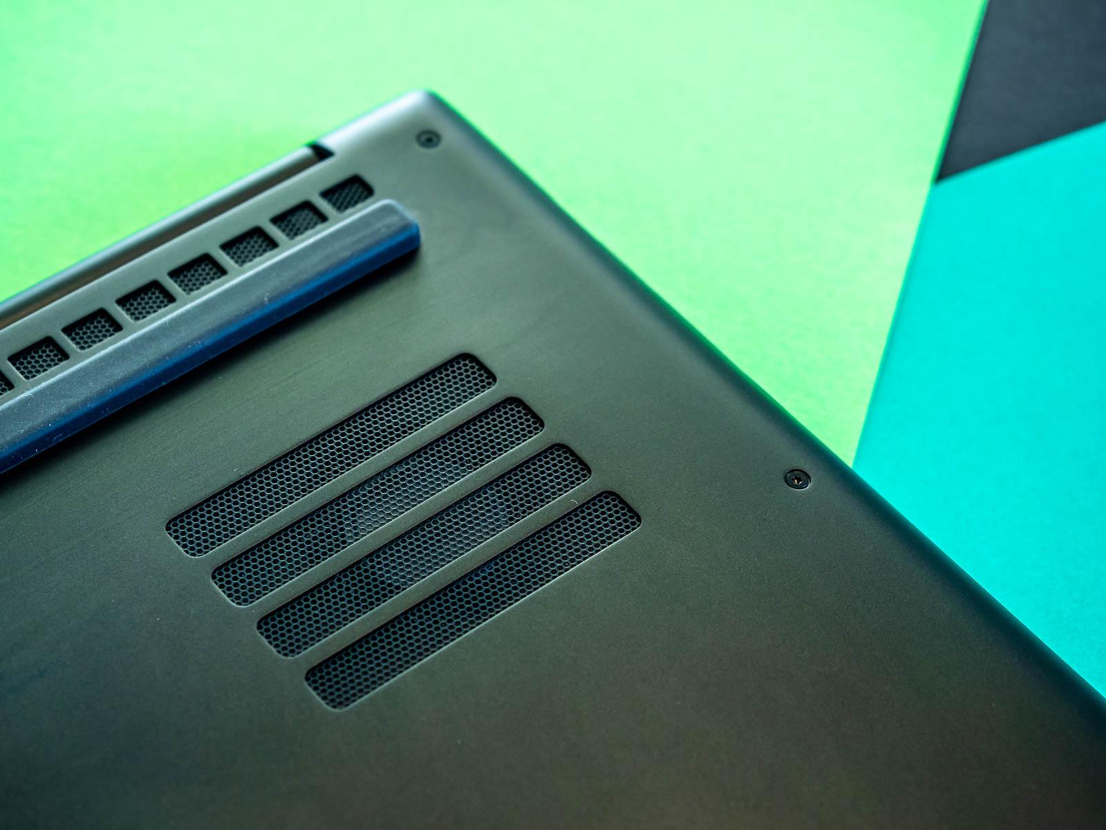 Razer Blade 15 (2018) Basis-Modell Kühlung
