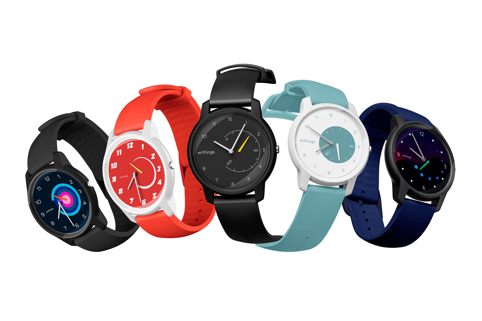 Withings Move Farben