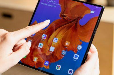 Huawei Mate X Image by Huawei