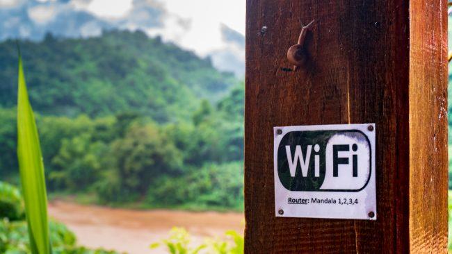 Laos Wifi