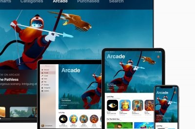 Apple Arcade kommt auf iPad, iPhone, Mac und Apple TV