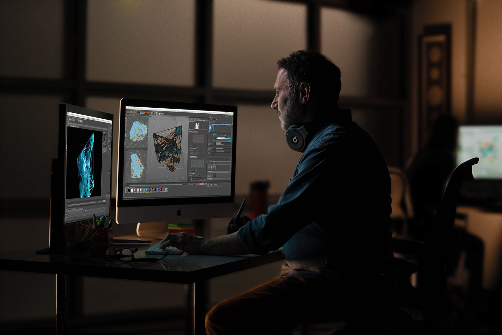 Apple iMac 2019 Videoschnitt