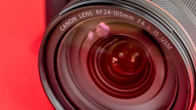 Canon EOS R im Test mit 24-105 mm F4 L