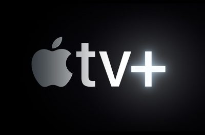 Apple TV+ Logo