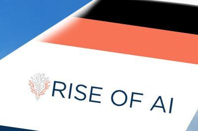 Rise of AI Partnergrafik