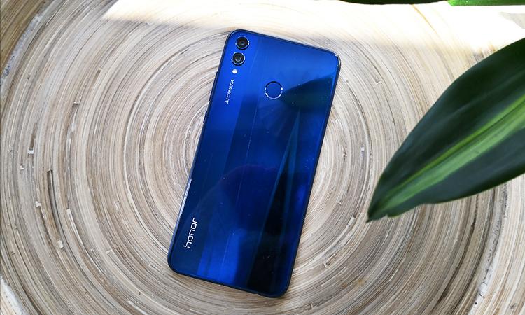 Smartphones unter 300 Euro: Das Honor 8X