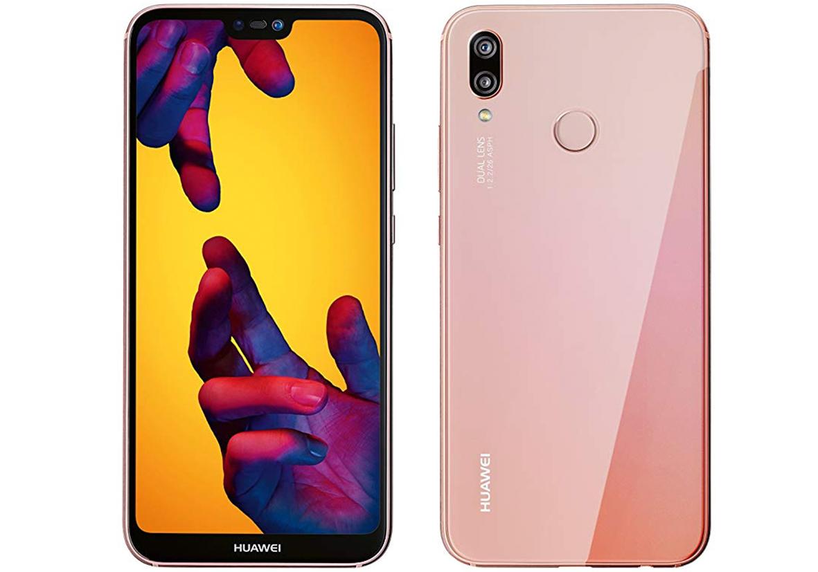 Smartphones unter 300 Euro: Das Huawei P20 Lite