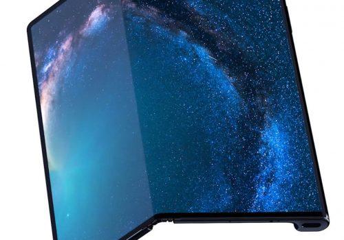 Das Huawei Mate X: Faltbare Smartphones sind einer der Smartphone-Trends 2019