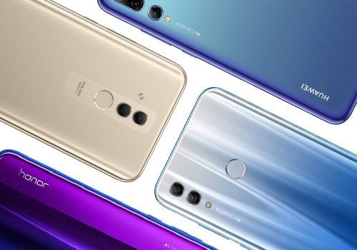 Smartphones unter 300 Euro von Huawei und Honor im Vergleich