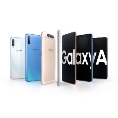Mit der Samsung Galaxy A-Serie will Samsung die eigene Mittelklasse weiter ausbauen.