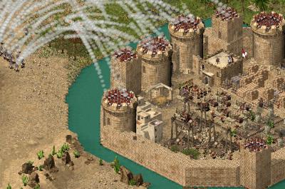 Stronghold Crusader HD ist auch nach fast 20 Jahren noch spielenswert.