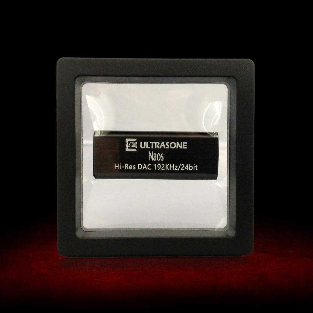 Der NAOS Mini-DAC Adapter, klein und praktisch.