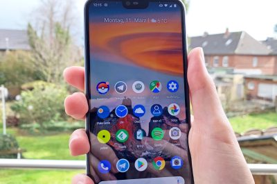 Nokia 7.1 im Test