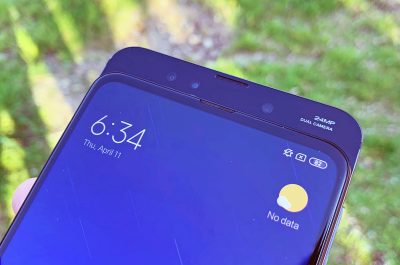 Xiaomi Mi Mix 3 im Test