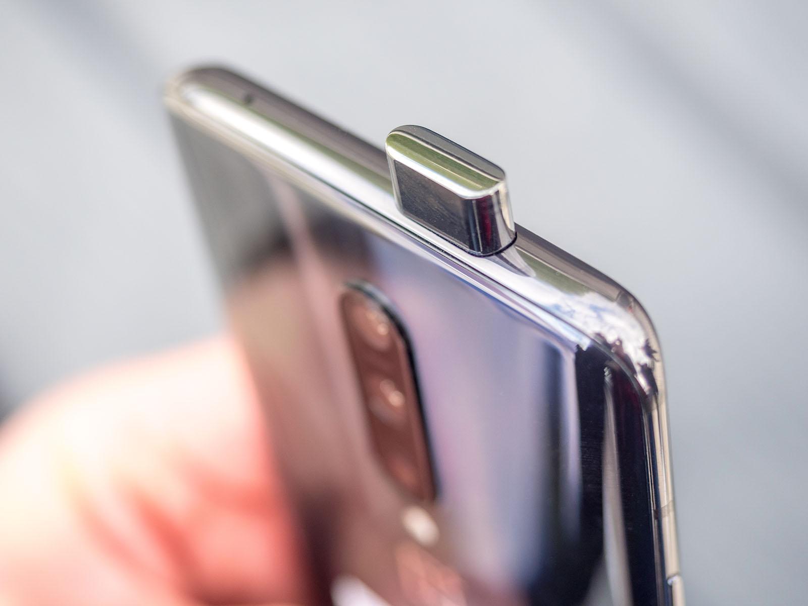 OnePlus 7 Pro Popup-Kamera