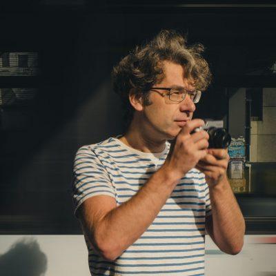 Porträt Jörg Nicht - Image by Daniel Helgert