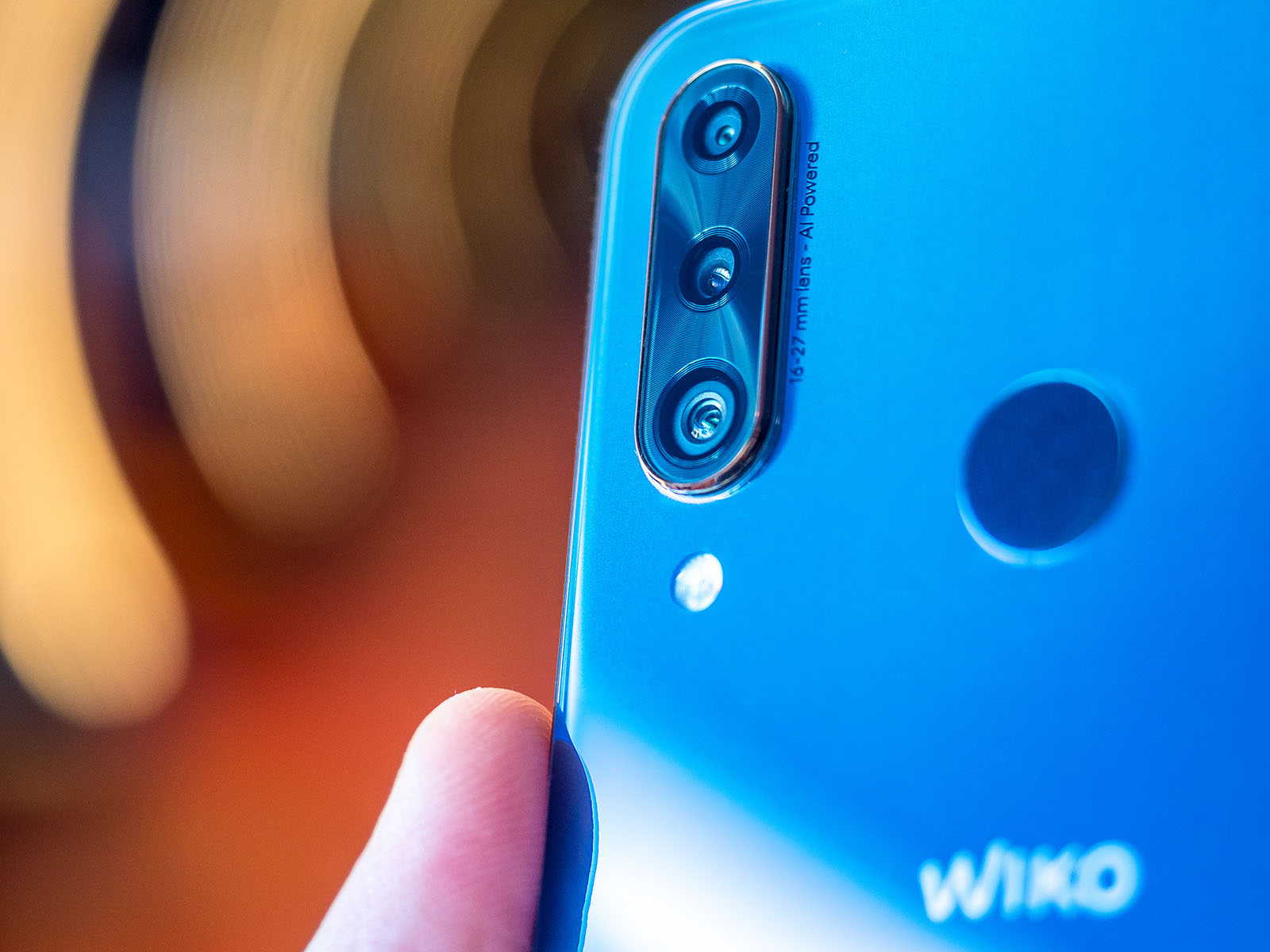 Wiko View 3 Pro im Test - Triple-Kamera