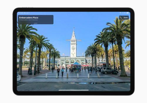 karten-in-iPadOS-apple