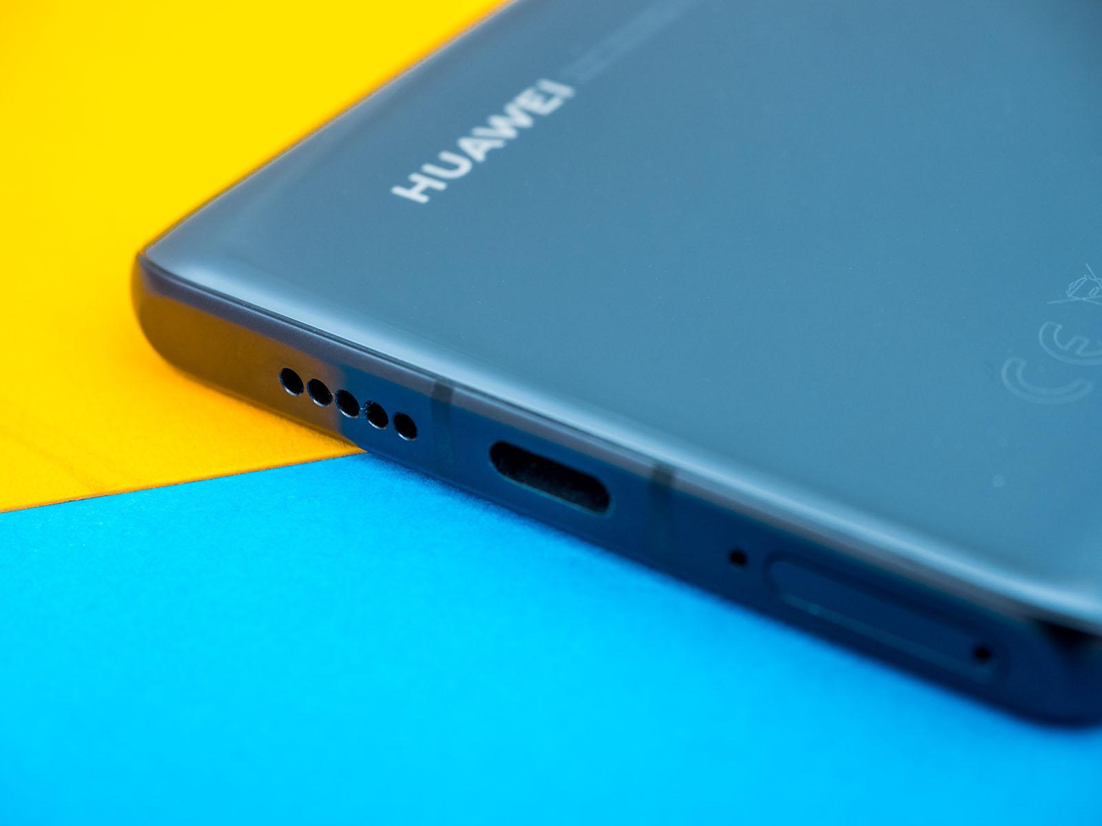 Huawei P30 Pro im Test: Lautsprecher