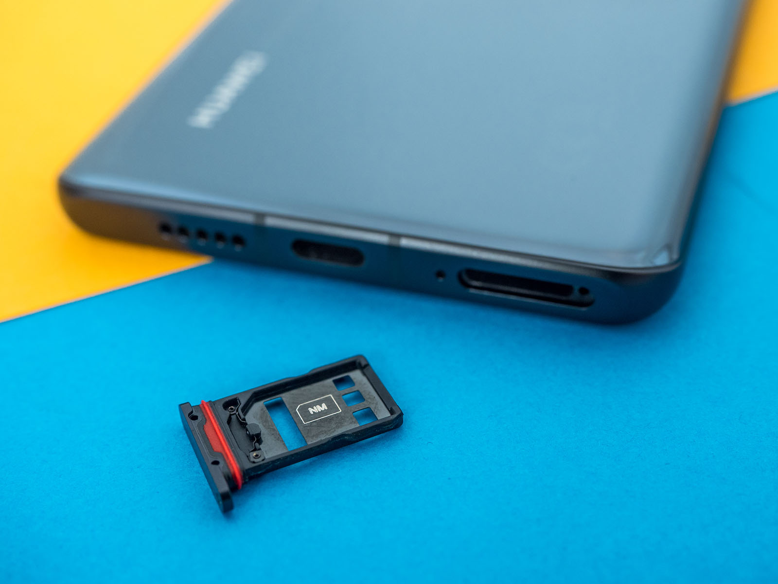 Huawei P30 Pro Nano-Memory-Card-Slot