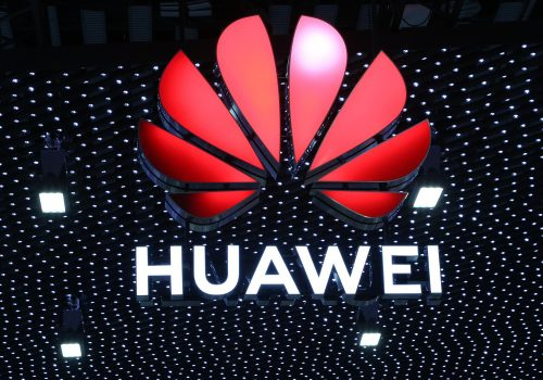 Huawei Logo MWC19 / Image by Huawei