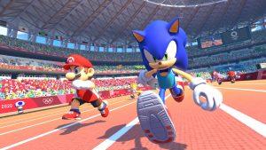 Mario und Sonic bei den Olympischen Spielen Galleryimage / Image by Nintendo