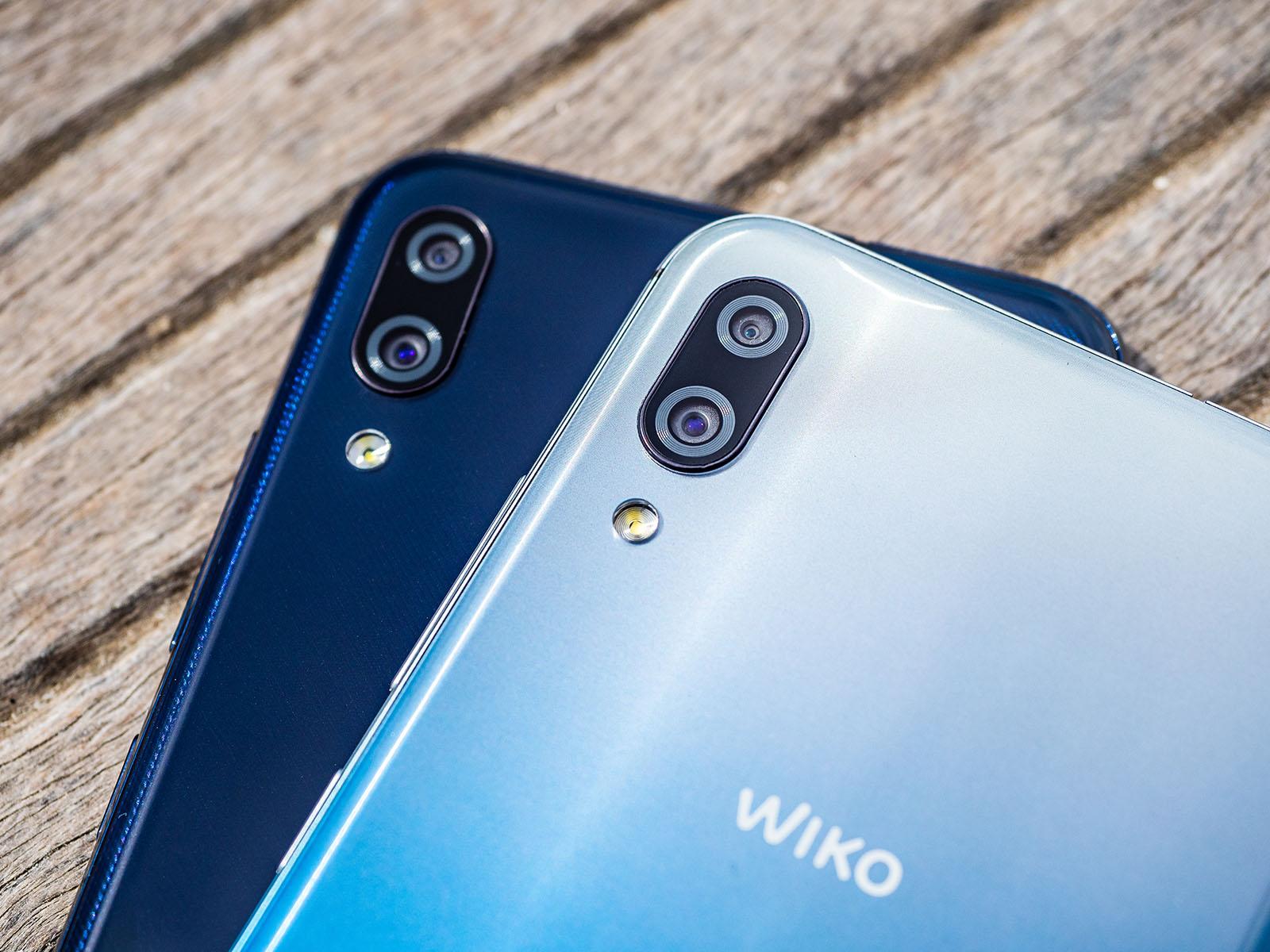 Wiko View 3 Lite Dual-Kamerar