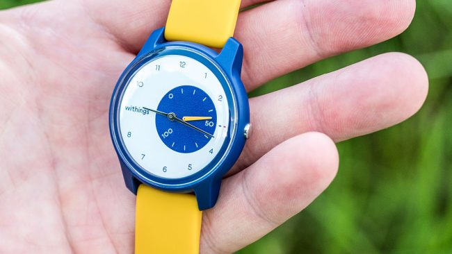 Withings Move im Test Komplettansicht