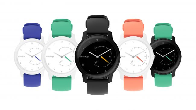 Withings Move Standard-Farben
