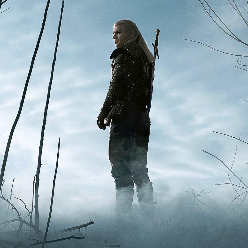 Henry Cavill als Geralt von Riva.