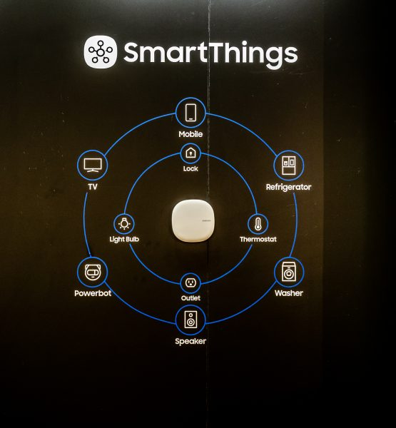 Samsung SmartThings System