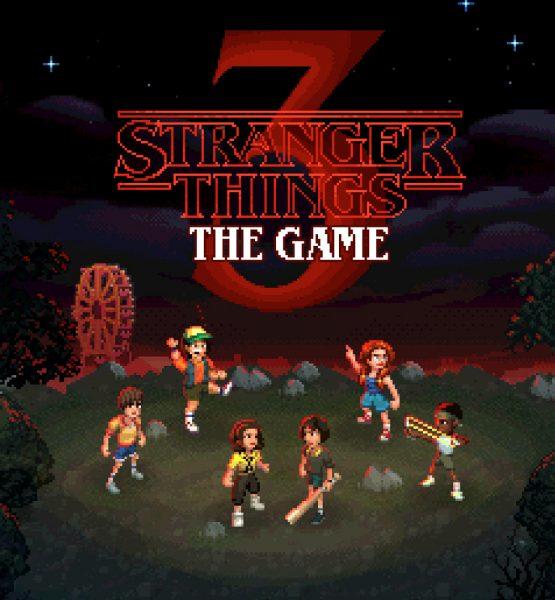 Das Titelbild zu Stranger Things 3